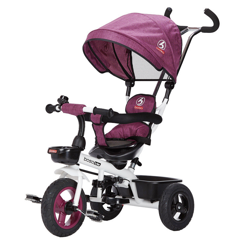Hot Sell Seat 360 Degrees Rotated Baby Push Baby Stroller Multicolor Child Bike Commutatable Handle Kids Tricycle Free Drop Ship7