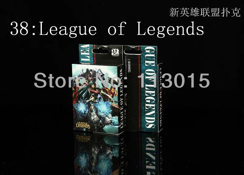 50 pcs/lot Anime Pokers Comics Cartoon poker Game Collection Card Miku Naruto Fate Fairy Tail Bleach Geass Death Note SAO