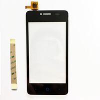 White Black Touchscreen Touch Screen For ZTE Blade Q3 T230 Touch Screen Touch Screen Digitizer Front