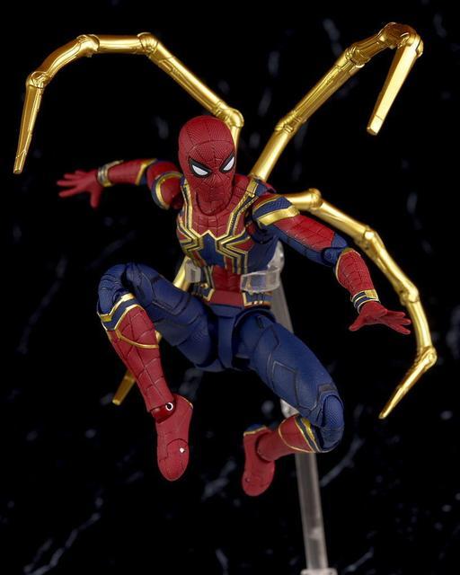 Iron Spider PVC Action Figure