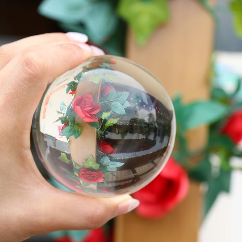 Crystal Healing Glass Ball Sphere 23