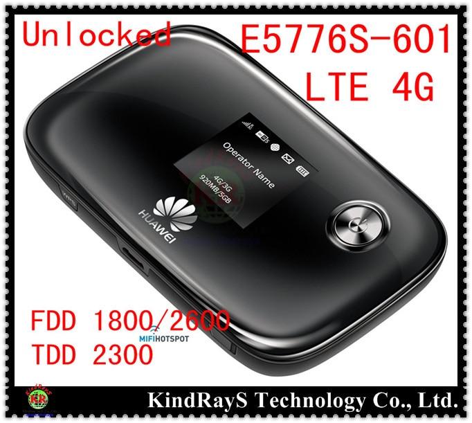 Ξεκλείδωτη HUAWEI E5776 E5776S-601 ασύρματο δρομολογητή 4G LTE 4G LTE κινητό Hotspot 4g dongle LTE FDD 1800 2600MHz TDD 2300