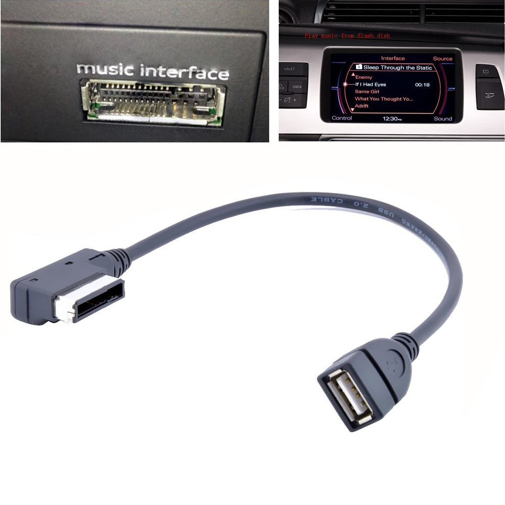 Audi Ami Usb Adapter Cable Autos Post