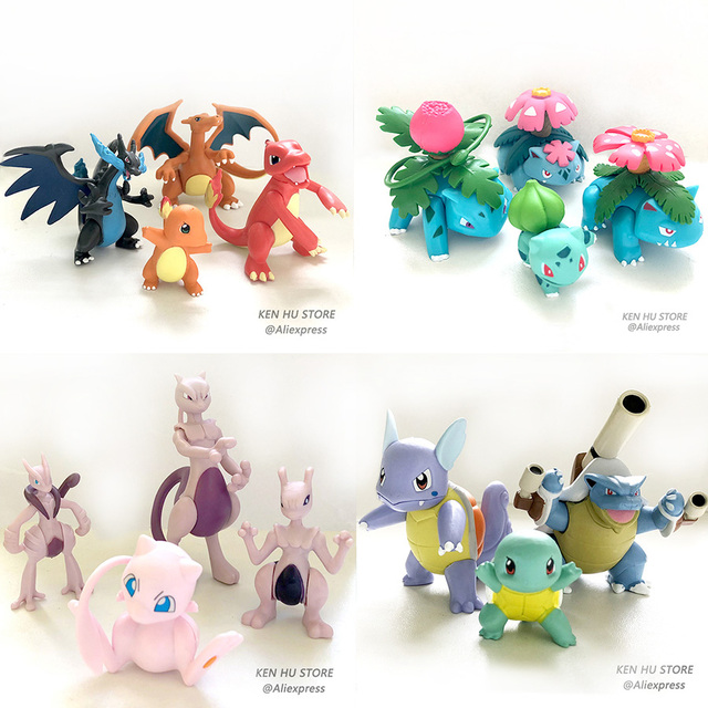 Evolution group Collection Pokemon