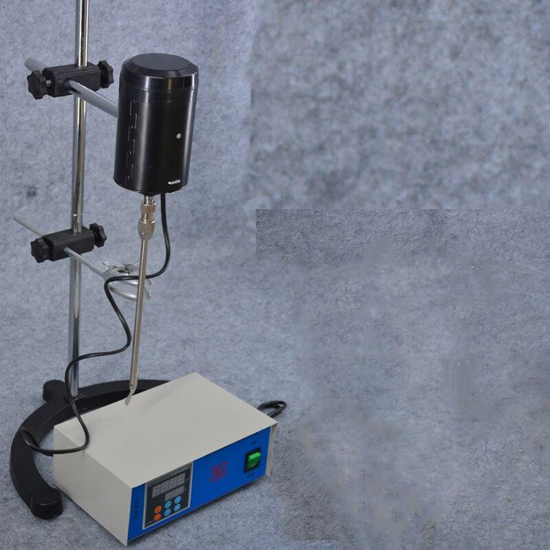 JJ-1B Precision Force electric Digital Lab Stirrer Mixer 100W w/ Stirring Rod free shipping ptfe stir rod for overhead stirrer