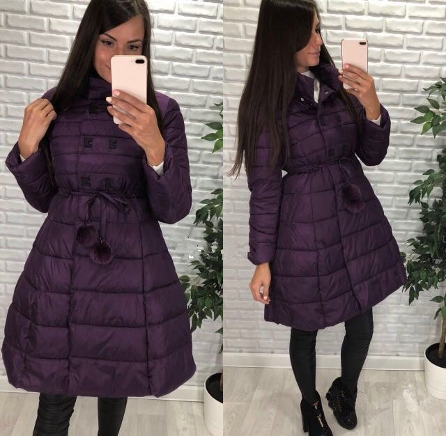 Women   Parkas   With Belt Hair Ball Winter Jackets Solid Coats Stand Collar Casual Long   Parkas   Cotton Wadded Laidies Overcoat