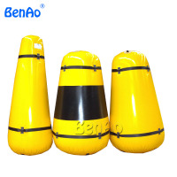 Inflatable buoy,inflatable swimming buoy,inflatable buoy for the water park and swimming match.Inflatable cylinder float rod