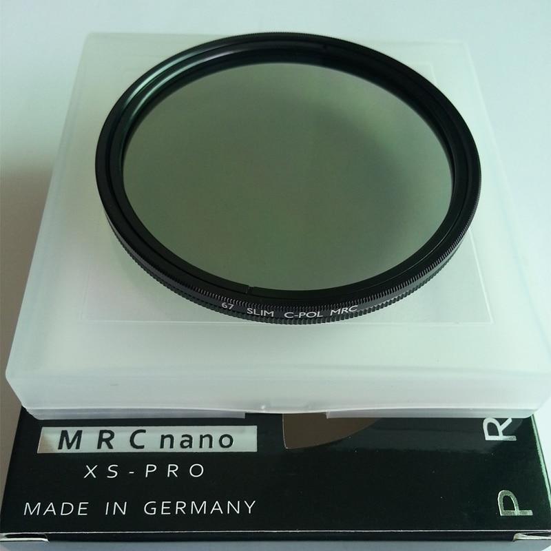 Image 3 - B W CPL 67mm 72mm 77mm 82mm XS PRO MRC Nano Haze Filter Polarizer  / Polarizing CIR PL Multicoat Protective For Camera LensCamera  Filters