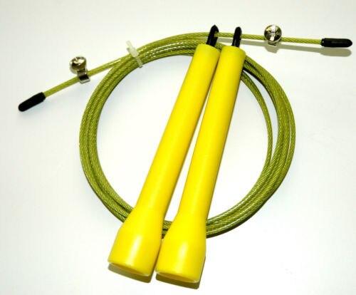 Nový příjezd 2,8M ocelový drát přeskakování lana Rychlost - Fitness a kulturistika