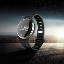 E07 Smart Band Wrist Bluetooth SmartBand Sport Smart Wristband Bracelet Waterproof Fit Tracker for Android 4.3 IOS 7.0 or Above