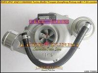 Free Ship RHF4 VP47 XNZ1118600000 Turbo Turbine Turbocharger For ISUZU Trooper Dongfeng Pickup 4JB1T Engine Wind cooled