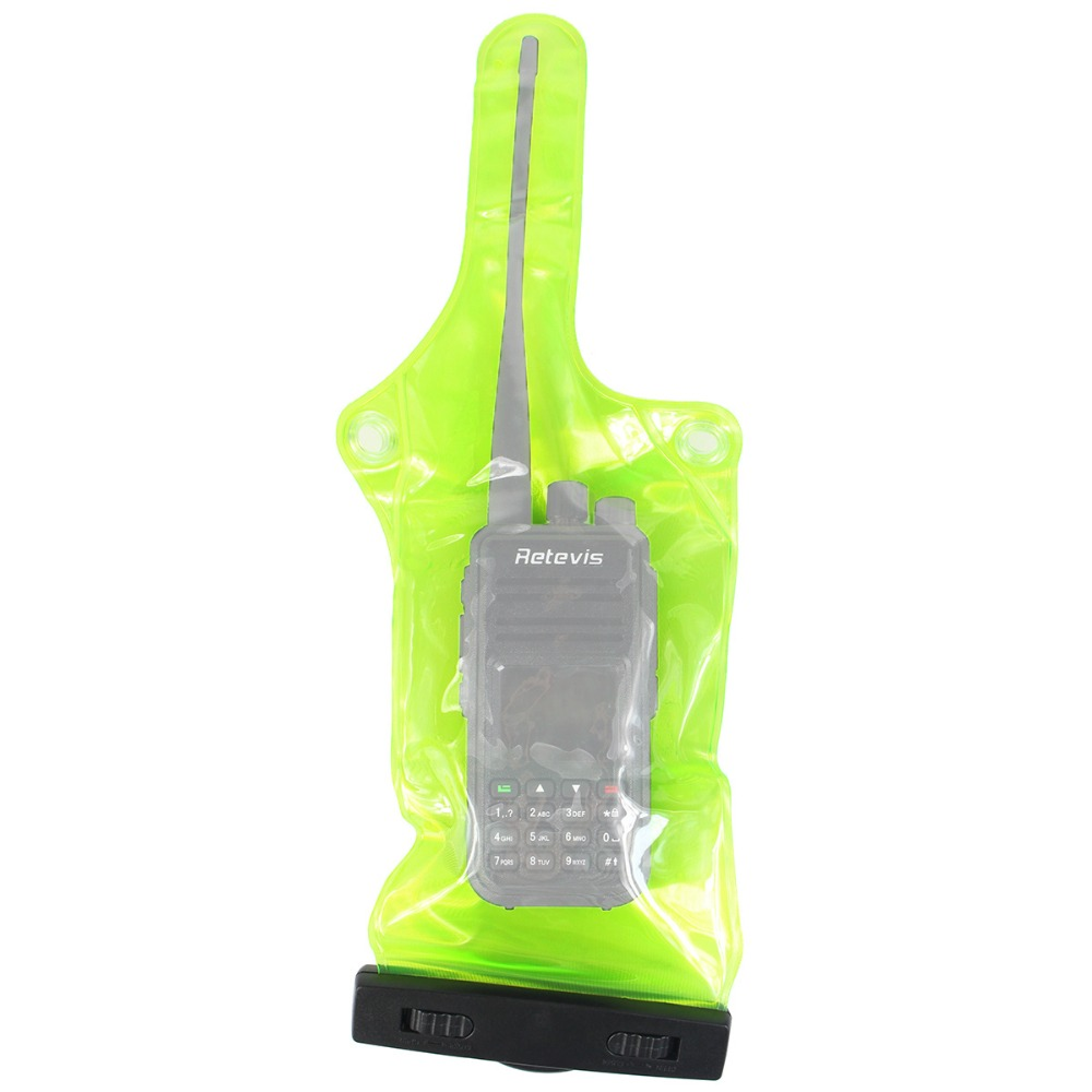 Transceiver Waterproof Last case