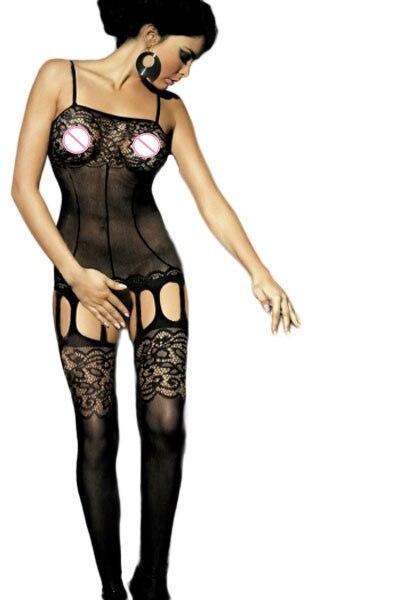 DL79406 Новый Сексуальный эротическое белье горячая Прелюдия Черный Sheer Трико пижамы для женщин hot sexy черный боди костюм