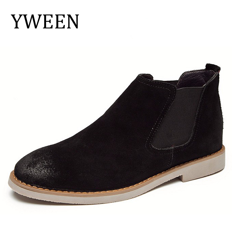 yween 2017 top fashion autumn winter boots casual