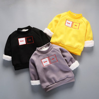 Newest 2018 Spring Baby Boys Clothing Cartoon Bear Kids Infant Cotton T Shirt Fashion Casual Lapel