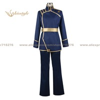 Kisstyle Fashion 07 Ghost Military Academy Uniform COS Clothing Cosplay Costume Customized Accepted