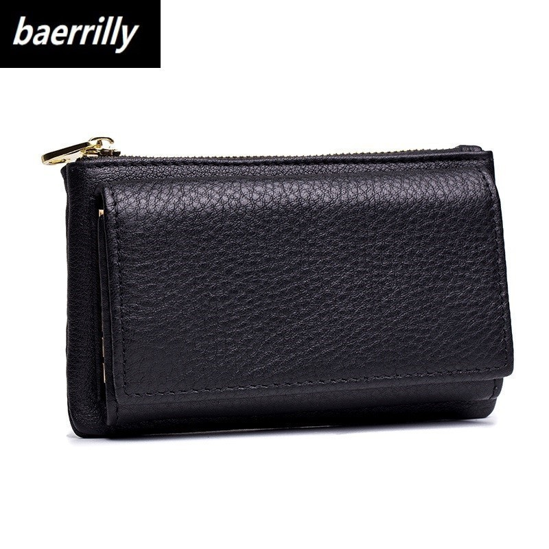 Fashion Genuine Leather Car Key Wallets Men Housekeeper Keys Organizer Women Key Chain Covers Zipper Key Case Bag Pouch Purse цены онлайн