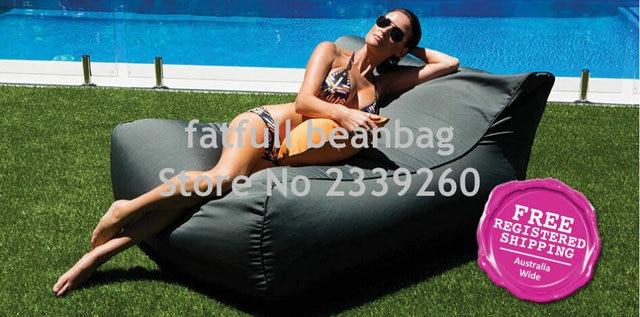 Cobrem apenas Não Filler-50units por lote Extra grande de dois lugares lounge sofá cama de praia ao ar livre piscina flutuante