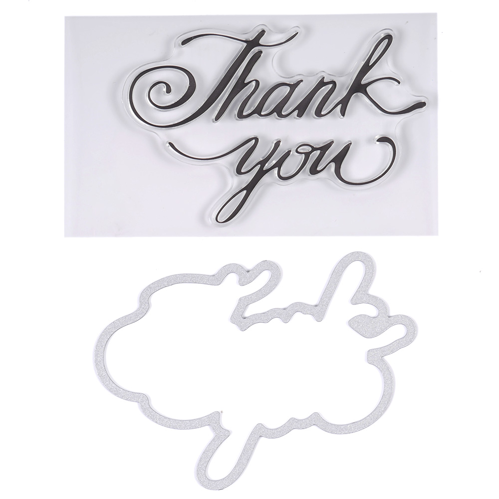 Letters Metal Cutting Dies and Stencils Ruber Stamp DIY Craft Scrapbooking Paper Cards HOT