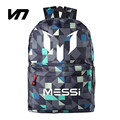 2016 Lionel Messi Bag Messi Logo Printing Backpack For Teenagers School Book Bags Fashion Backpack Best Gift For Kids Mochila