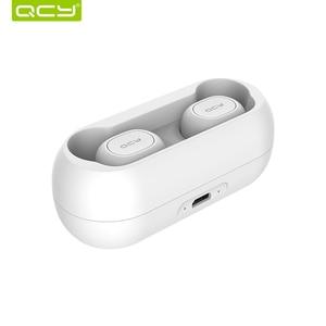 Image 2 - 2018 QCY T1 TWS BT5.0 écouteurs sans fil avec double Microphone sport Bluetooth écouteurs pour téléphones et musique
