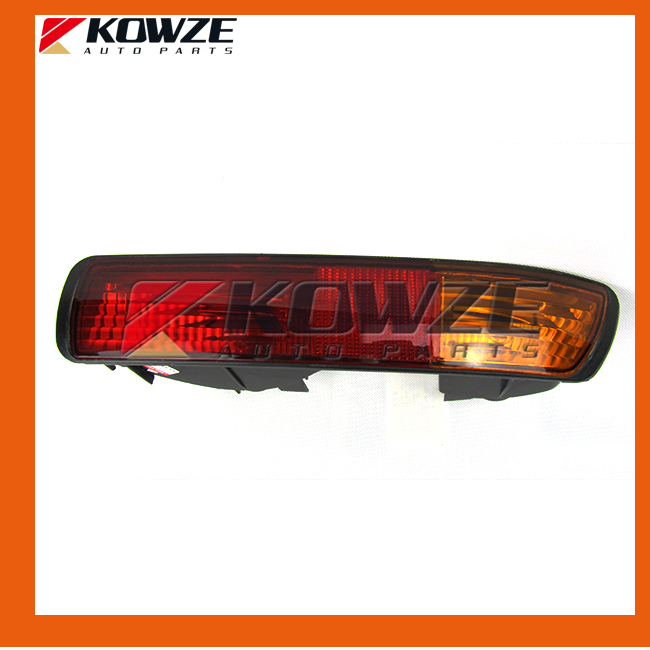 все цены на Reb Tail Bumper Lamp Rear Light For Mitsubishi Pajero Montero Shogun 3 III 2001-2002 MR508783 MR508784 онлайн