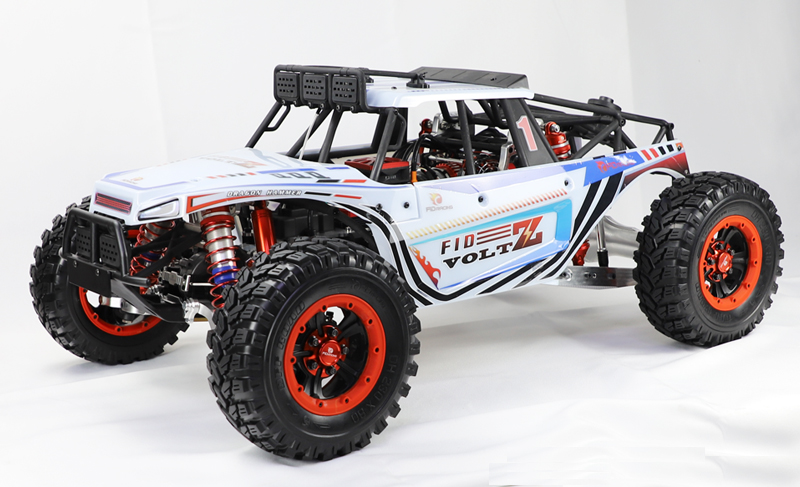 US $1135 0 |FID Dragon Hammer Voltz 2019 Version 8S w/Spare wheel 1/5 SCALE  4WD Rear Straight Truck-in RC Cars from Toys & Hobbies on Aliexpress com |