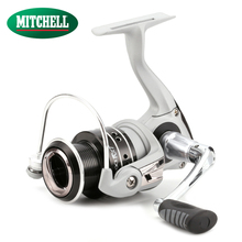 100% Original Mitchell 16 AVRZT 1000 2000 Spinning Fishing Reel 8BB 5.4:1 Oil felt drag Carp fishing Gear Freshwater