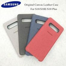 S10 Original Samsung Galaxy S10 plus S10e Case Hiha Canvas L