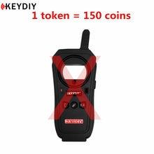 Ключ-программатор Keydiy, 96 бит, 48 Токен/150 монет, 1 шт.