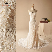 Vintage Wedding Dresses Mermaid Sweetheart Lace Sexy Marriage Long Formal Bridal Wedding Gowns 2018 New Design Custom Made YH03