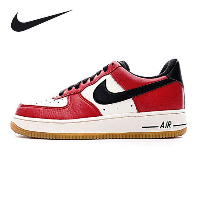 store nike air force 1 Rouge Noir 375be fb4e4