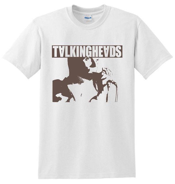 7e7dff28 Elio Talking Heads Gildan White T shirt Summer Men'S fashion Tee,Comfortable  t shirt,Casual Short Sleeve TEE tops wholesale tee