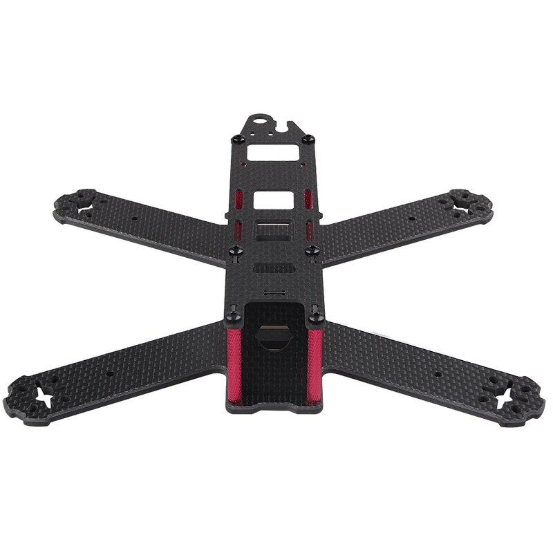 Weyland Mini qav210 210mm qav 210 Pur En Fiber De Carbone FPV Quadcopter RC Cadre Titulaire Kit avec 4mm bras Pour LS-210 Drones QAV210
