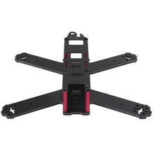 Weyland Mini qav210 210mm qav 210 Pure Carbon Fiber FPV Quadcopter RC Frame Holder Kit with 4mm arms For LS-210 Drones QAV210