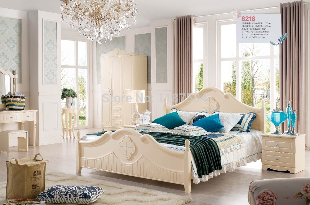 8218 Wholesale price furniture manufacturer factory price double bed king size luxurious grand bed wooden bed bedroom furniture smoby детская горка king size цвет красный