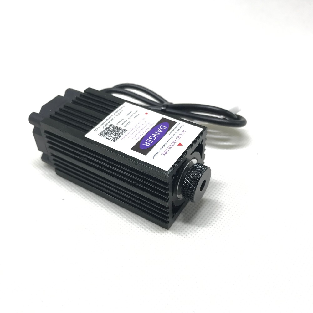 2500mw <font><b>450NM</b></font> focusing blue purple <font><b>laser</b></font> module engraving,2.5w <font><b>laser</b></font> tube <font><b>diode</b></font> hx2.54 2p port+protective googles image