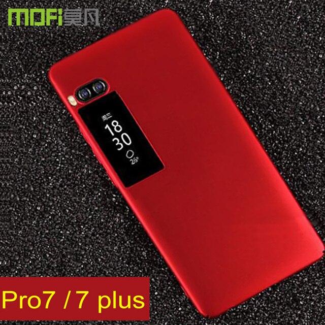 Meizu Pro 7 чехол MOFI оригинальная Meizu Pro 7 твердый переплет полной защиты Meizu Pro 7 Plus