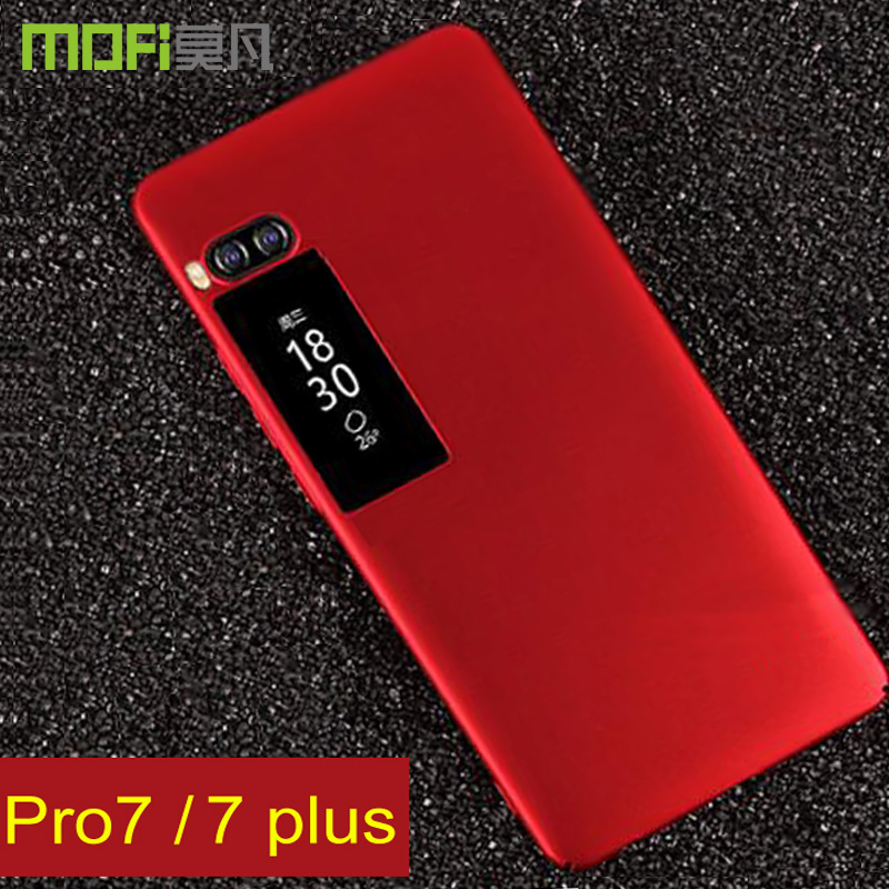 meizu pro 7 case cover Mofi orginal meizu pro7 hard cover full protect pc meizu pro 7 pl ...