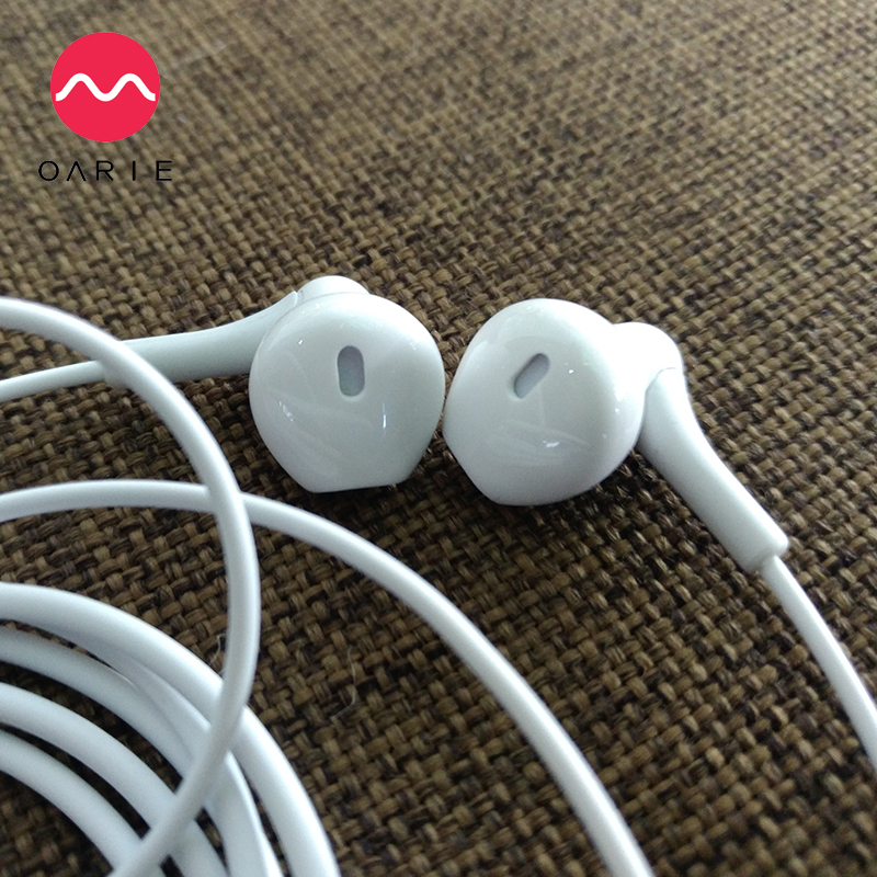 OARIE In-Ear Earphone For iPhone 6s 6  Xiaomi Hands free Headset Bass Earbuds Stereo Headphone For Apple Earpod Samsung earpiece sfa08 new earphone wired in ear stereo metal headset piston earbuds universal for xiaomi iphone 7 sony samsung xiaomi s4 s6 mp3