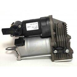 Darmowa wysyłka zawieszenie pompa sprężarki powietrza dla MERCEDES BENZ cl klasa C216 s klasa W221 W216|Amortyzatory i rozpórki|Samochody i motocykle -