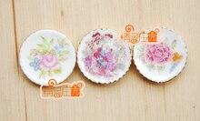 Мини кукольный домик Керамические мини мебель декоративные аксессуары для Колебания 3 компл. Эликсир любви