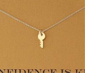 Женское винтажное ожерелье с сердечками, Золотое мини-ожерелье с сердечками, желтое золото