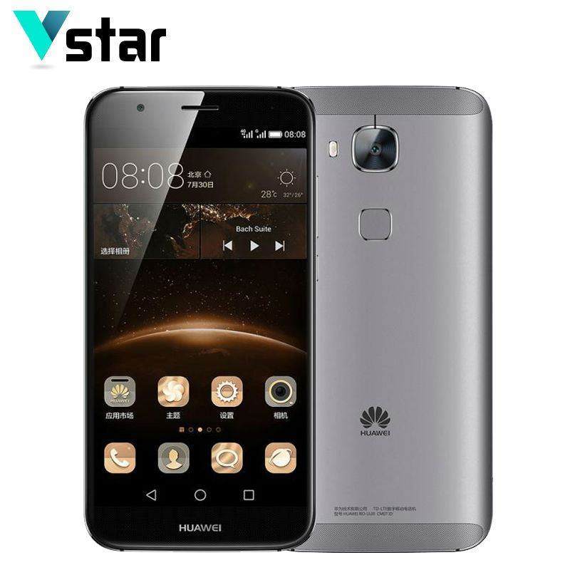 Huawei G7 Plus Dual SIM Android Smartphone 4G LTE 2GB RAM 5.5 inch Snapdragon 615 Octa Core 13.0MP OTG