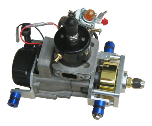 US $89 99 |RC Stainless Steel 26CC Gas Marine Boat Water cooled Engine  Clutch For GH026 Zenoah 26cc 27cc ChungYang QJ-in Parts & Accessories from  Toys
