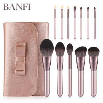 12PCs/Set Makeup Brushes Set Women Beauty Cosmetic Tools Makeup Brush Kit For Face Blush Powder Blush Kit Foundation  Blending