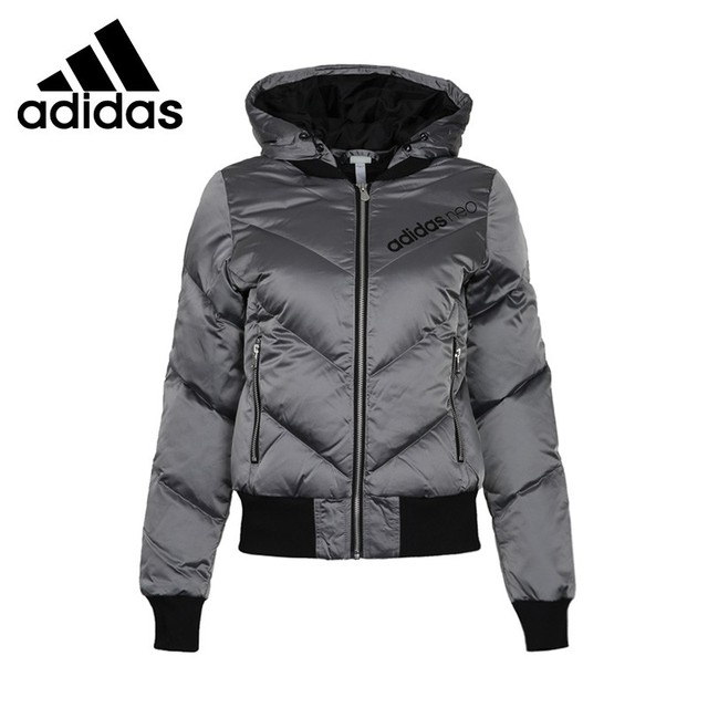 dec22f8c1e2a Original New Arrival 2017 Adidas NEO Label W CHNGNT DWN JK Women s Down coat  Hiking Down Sportswear