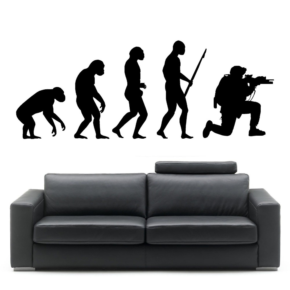 thesis on evolution of man Sound economics may lie at the heart of humanity's evolutionary success  but  that is the thesis propounded by jason shogren, of the.