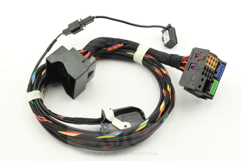 Wiring Harness Kit For Vw Rcd510 Retrofiting Bluetooth No