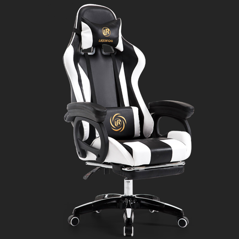 Gaming Chair Household Multifunction Reclining Computer Chair Household Lifted Rotated E-sports Chairs Silla Gamer Cadeira Gamer